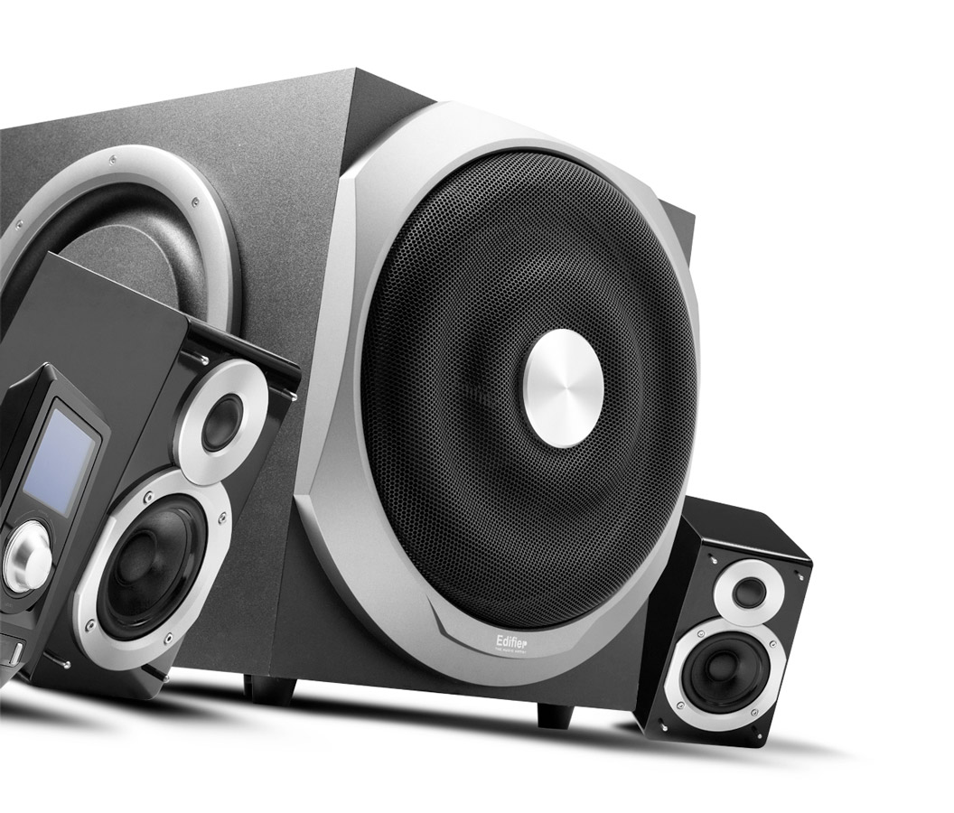 Edifier S370 Speakers