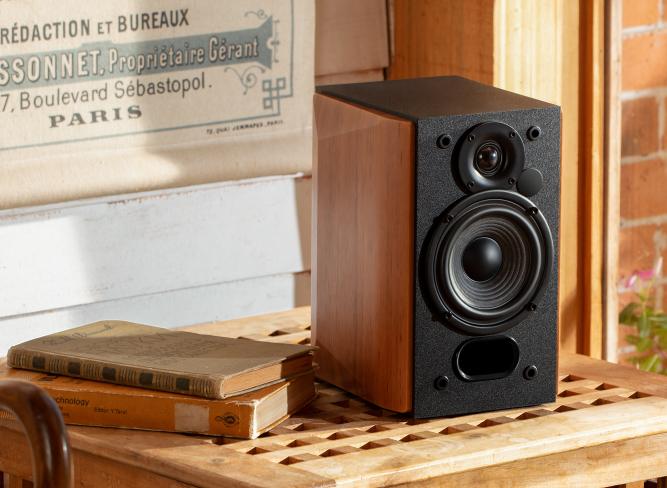 bookshelf speakers bluetooth