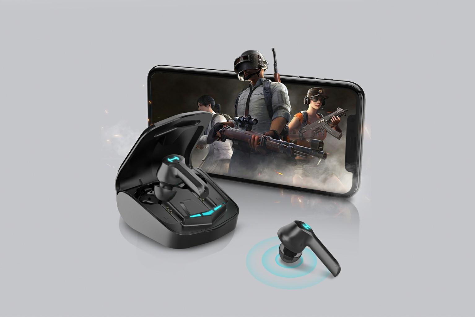 True Wireless Gaming Earbuds