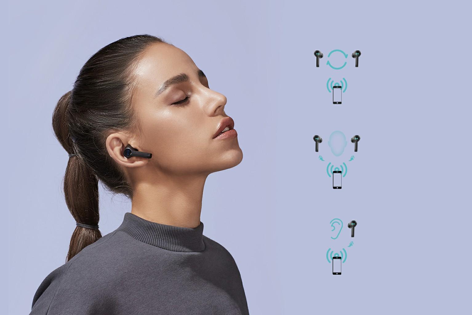 tws gaming earbuds